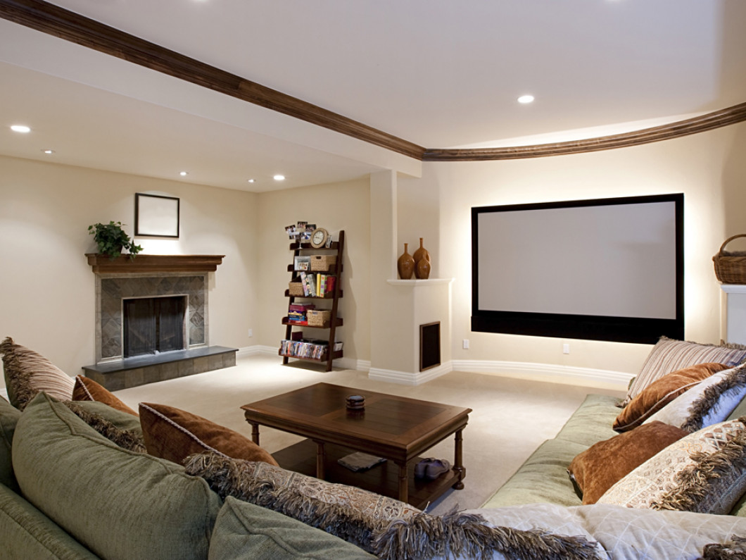 Unwind, Kick Back and Enjoy Your New Home Theater